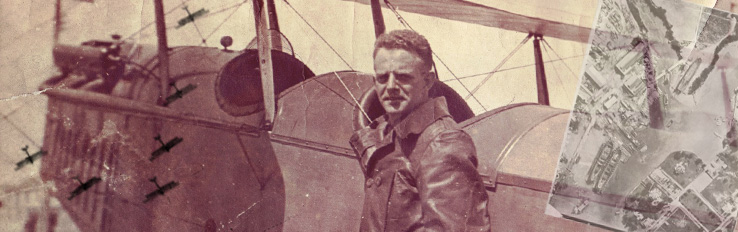 The William Hogan, Sr. Collection of WWI Aviation Photographs