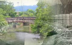 Featured Image: Main Street Stone Arch Bridge, Wheeling, WV