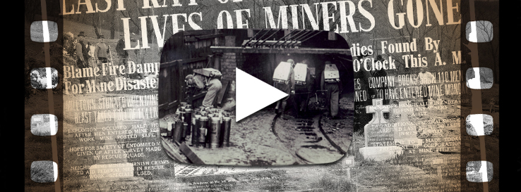 Featured Image: Digital Storytelling - The Benwood Mine Disaster
