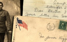 From Camp Lee to the Great War: The Letters of Lester Scott and Lester : Podcast Episode 02