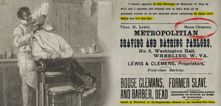 Learn more about Henry Boose Clemens on Archiving Wheeling dot org