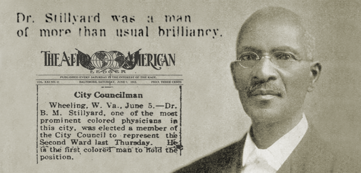 Learn more about Dr. Boswell Henson Stillyard on Archiving Wheeling dot org