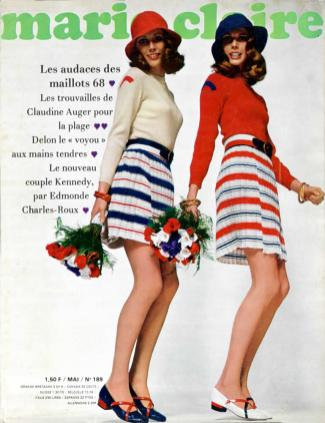 1968 MARIE CLAIRE