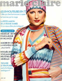 1973 MARIE CLAIRE