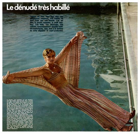 1974 MARIE CLAIRE