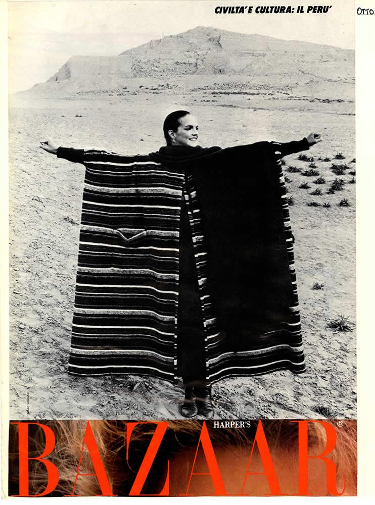 1977 HARPER'S BAZAAR