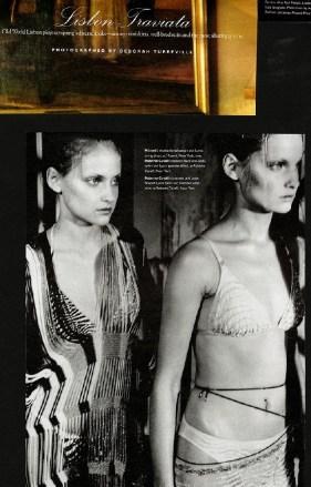 2000 W abito stringa in cotone e lurex multicolor
