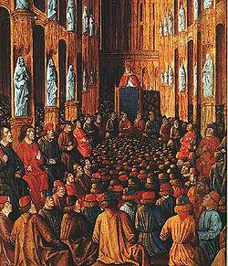 El Concilio de Clermont (18-28 de noviembre de 1095)