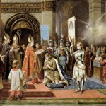 ladislaus_bakalowicz-joan_of_arc_at_the_coronation_of_charles_vii_in_reims_cathedral