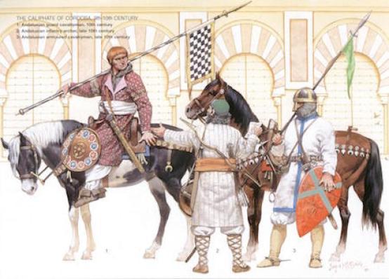 Ejército califato de Córdoba