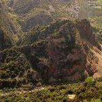 montaña del castillo de salmeniko