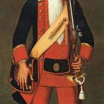 Sverid Redivanoff, uno de los hombres enviados por Pedro el Grande en gratitud por la famosa Cámara del Ámbar.