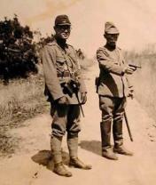 soldados japoneses nambu 14