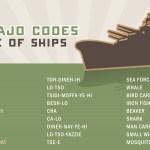 Codigo navajo barcos