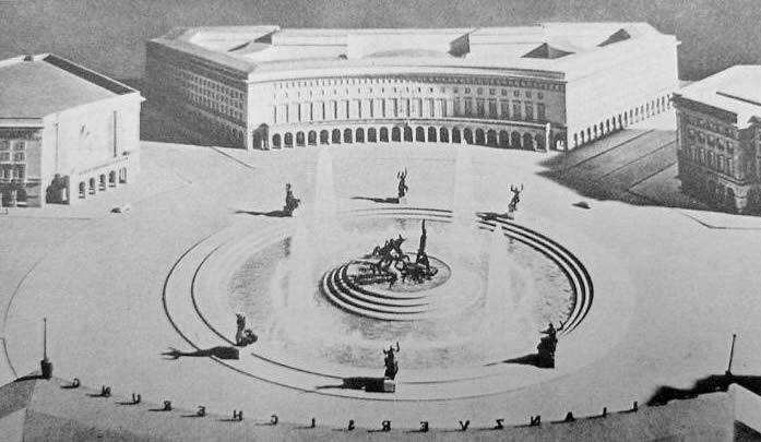 Plaza de Adolf Hitler