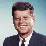 Retrato de JFK