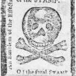 Parodia sello Stamp Act
