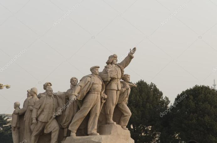 Estatua Mao 4