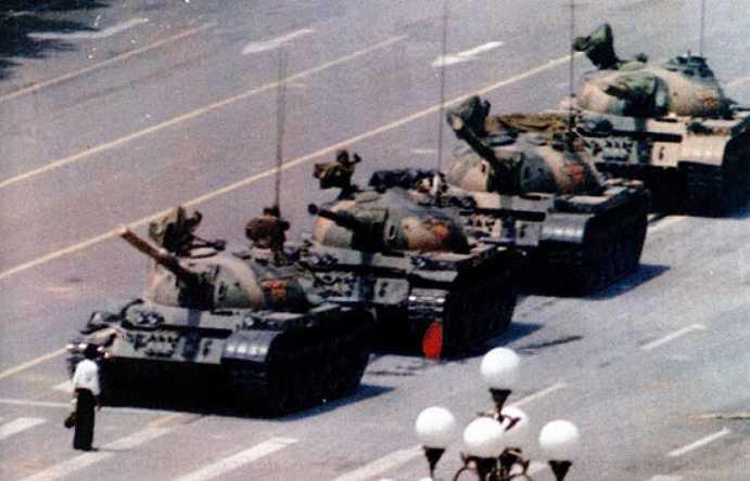 Tanques Tiananmen