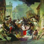 Genserico Saqueando Roma