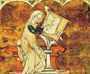 Mujer y producto intelectual. María de Francia