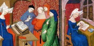 Mujer y producto intelectual. Christine de Pizán