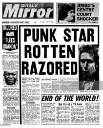 The Mirror Punk