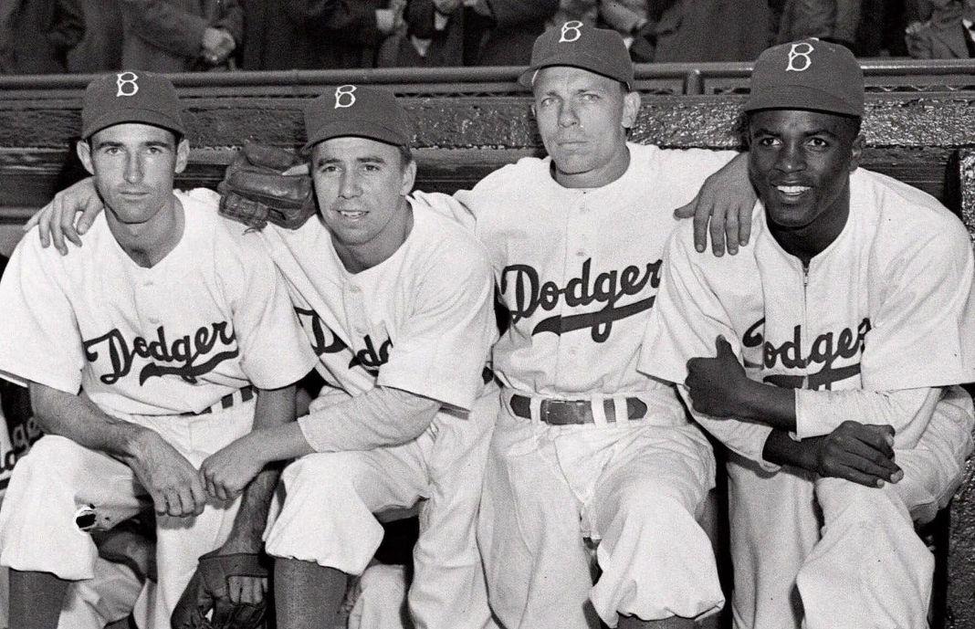 Jackie Robinson, primer jugador negro en la MLB