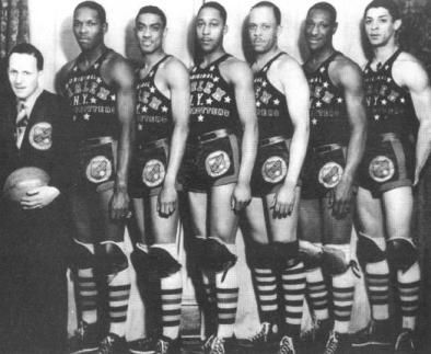 Globetrotters en 1927