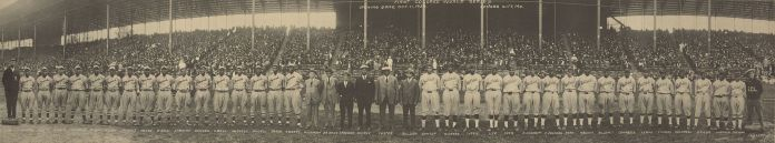 Equipos de la Negro League World Series en 1924