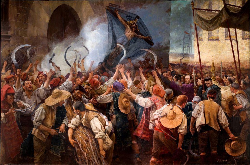 Els segadors, Antoni Estruch