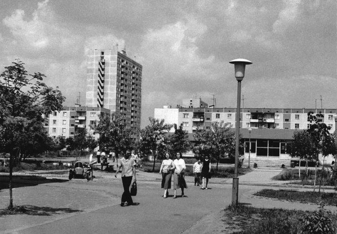 Prípiat antes del desastre de Chernóbil
