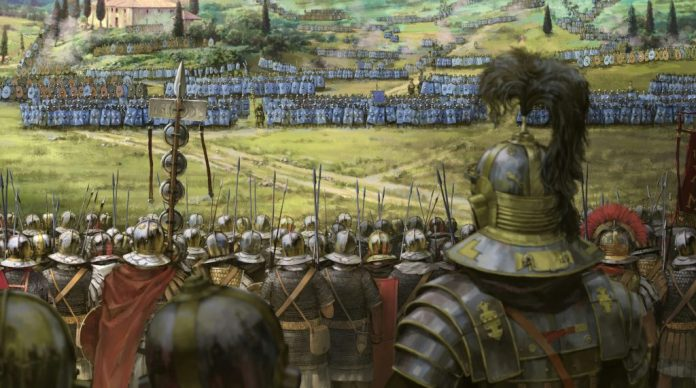 La reforma militar de Galieno Augusto