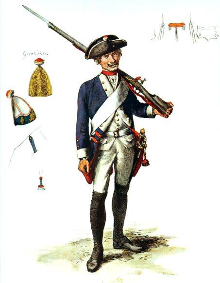 Pro Gloria et Patria: el ejército de Prusia en tiempos de Federico el Grande (1740-1786)