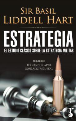 "Portada de ""Estrategia. El estudio clásico sobre la estrategia militar""."