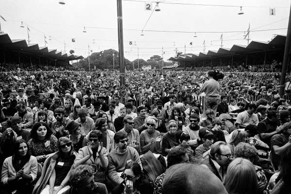 Festival de Monterey, junto a Altamont y Woodstock uno de los grandes festivales de los 60