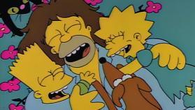 Fotograma capítulo2x02: Homer y Dalila, Los Simpsons
