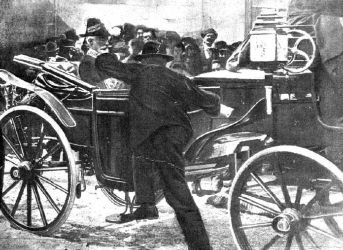 Atentados a finales del XIX y principios del XX