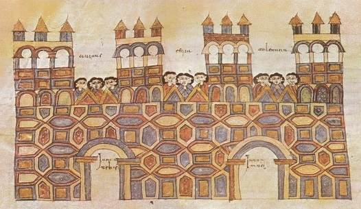 Toledo, la sede visigoda después de Vouillé
