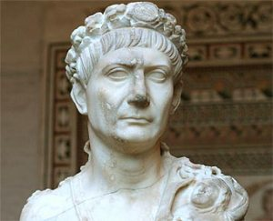 Busto de Trajano