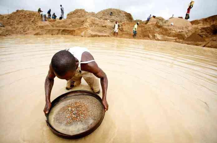 Kono, Sierra Leone. (s/f). David Levene, The Guardian.