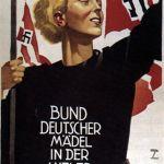 Cartel propaganda Bund Deutscher Madel