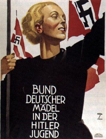Bund Deutscher Madel, juventud en el Tercer Reich