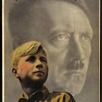 Cartel de propaganda Juventudes Hitlerianas