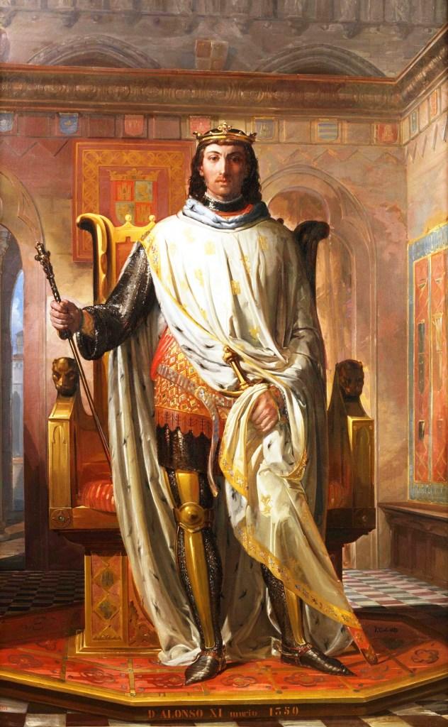 Alfonso XI de Castilla (s/f)