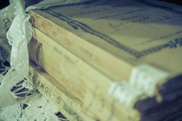 Libros de archivo