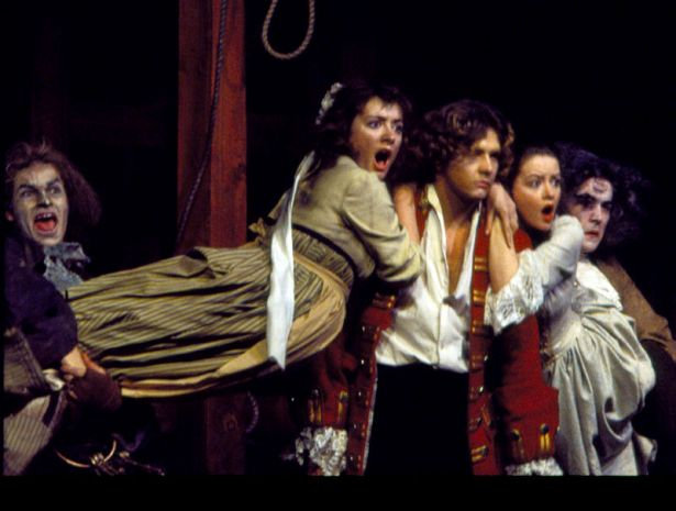 Photo of NIDA performance 1979