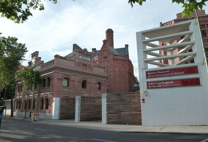 Biblioteca Joaquín Leguina