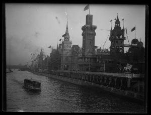 Pabellones de la Exposición Universal de París (1900)