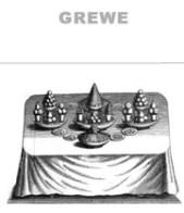 Colección Grewe: Alimentación y gastronomía